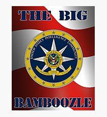 The Big Bamboozle 9-11 Photographic Print
