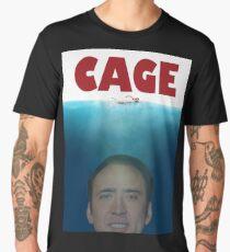 CAGE Men's Premium T-Shirt