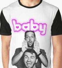Zane and Heath - Baby Graphic T-Shirt
