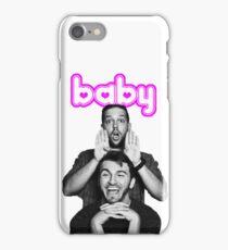 Zane and Heath - Baby iPhone Case/Skin
