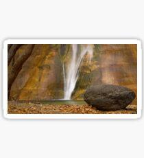 Lower Calf Creek Falls, Utah Sticker