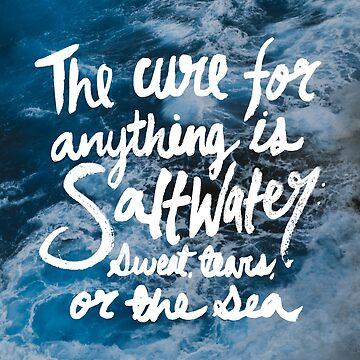 Saltwater by adventurlings
