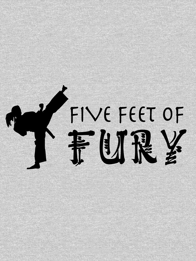 Fünf Füße Wut von lunalove125