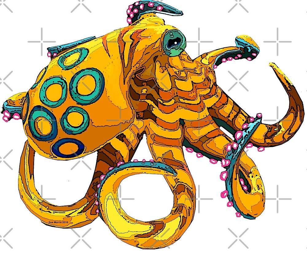 Octopus Garden by Havocgirl