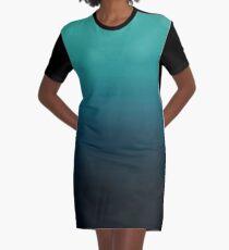 Underwater Graphic T-Shirt Dress