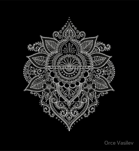 Mandala by Orce Vasilev