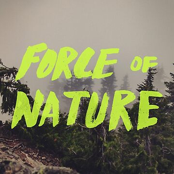 Force of Nature x Cloud Forest by adventurlings