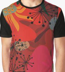 Poppy flowers Graphic T-Shirt