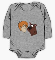 Shaggy And Scooby One Piece - Long Sleeve