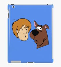 Shaggy And Scooby iPad Case/Skin