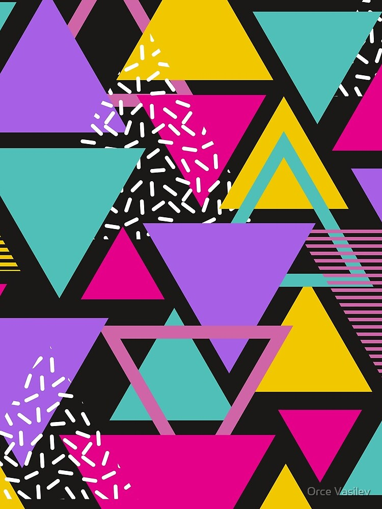 Memphis Triangles by Orce