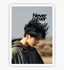 GOT7 NEVER EVER YUGYEOM  Sticker