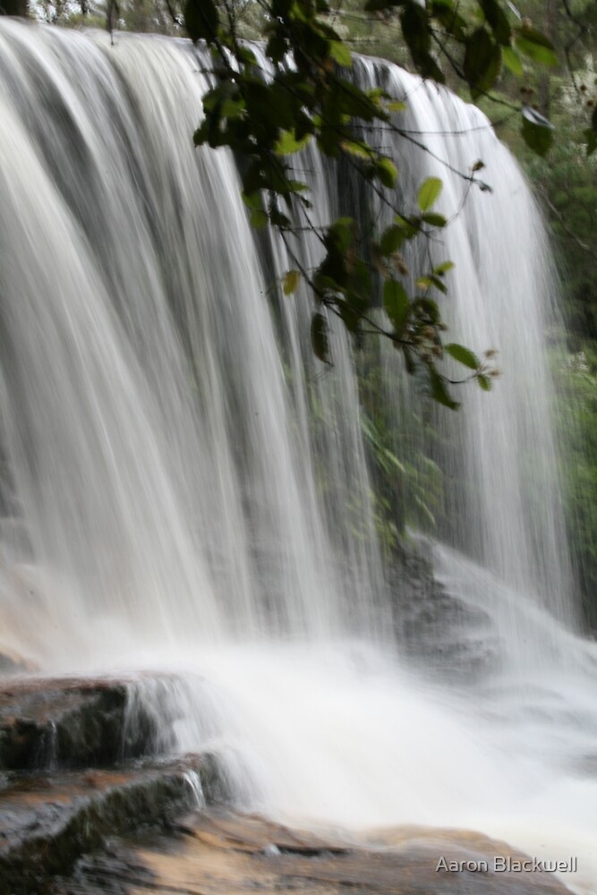 Wentworth Falls Pic 3 by Aaron Blackwell