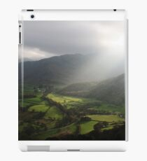 Natural Spotlight On Borrowdale Valley iPad Case/Skin