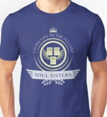 Soul Sisters Life V2 Unisex T-Shirt