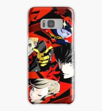 Persona 5 All Out Attack Samsung Galaxy Case/Skin