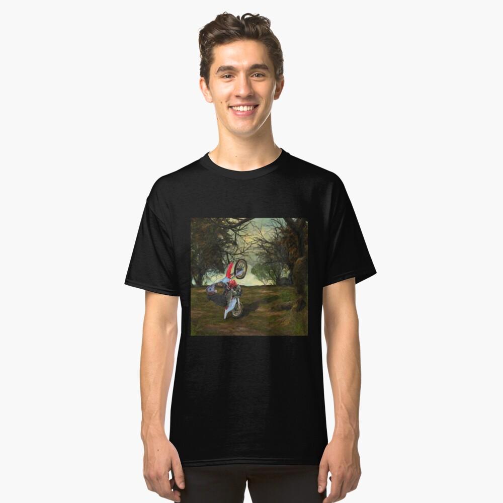 Super Wheelie Classic T-Shirt Front