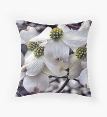 Springtime Blooms Throw Pillow