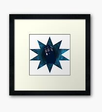 Lord of Time Framed Print