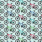 mountain bike multi   by Andi Bird