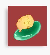 Golden Hamster Canvas Print