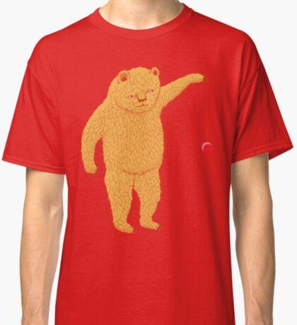 Bear with Yoyo Skills Classic T-Shirt