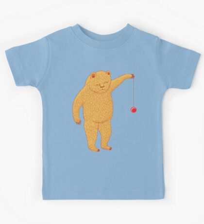 Bear with Yoyo Skills Kids Clothes