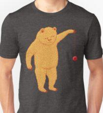 Bear with Yoyo Skills Unisex T-Shirt