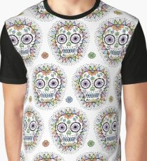 sugar skull hero Graphic T-Shirt
