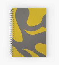 Grey Area Spiral Notebook