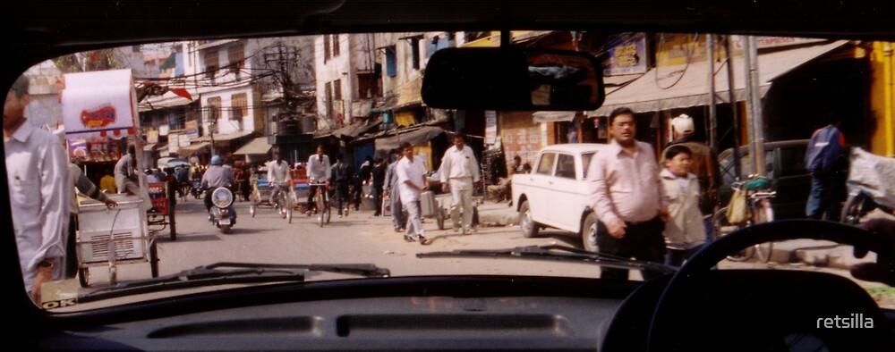 A town in India by retsilla