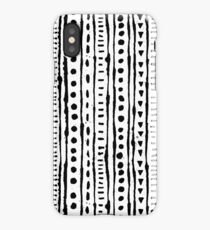 Ink Stripe iPhone Case/Skin