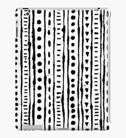 Ink Stripe iPad Case/Skin