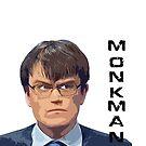 University Challenge Personalities - The Monkman by appfoto