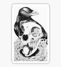 The Nest Sticker