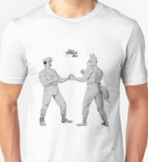 Old Timey Smash Bros T-Shirt