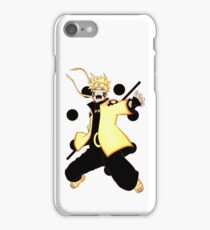 Naruto Sage of the Six Paths Mode iPhone Case/Skin