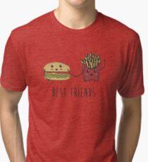 best friends Tri-blend T-Shirt