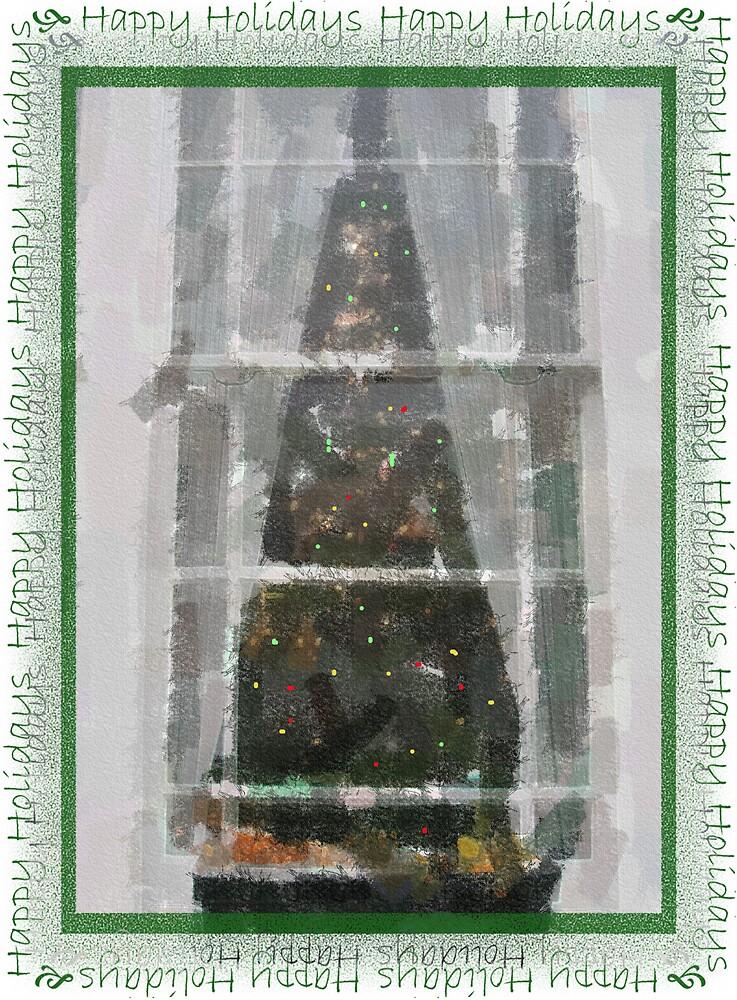 Tree in the Window by mmrich