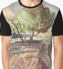 Winter in Tarlton Graphic T-Shirt
