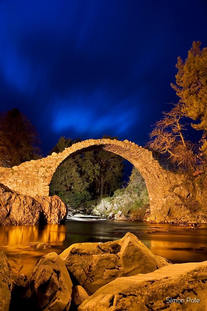 Mystic Bridge by Simon Pole