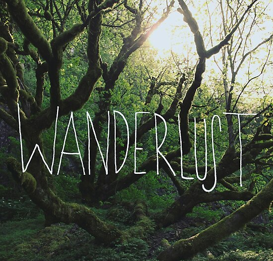 Wanderlust by Leah Flores