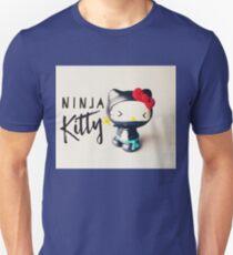 Kitty Ninja Unisex T-Shirt