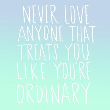 Oscar Wilde: Ordinary by adventurlings