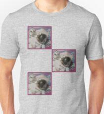 ACCELERATING ASTRONAUT Unisex T-Shirt