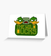 TheWildDucks Greeting Card