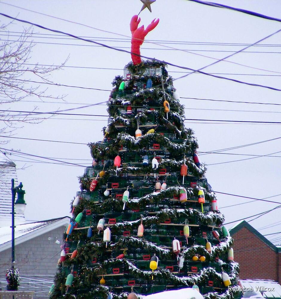 Hometown Tree by Rebecca Brann