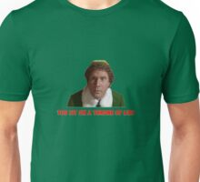 You sit on a throne of lies! Unisex T-Shirt