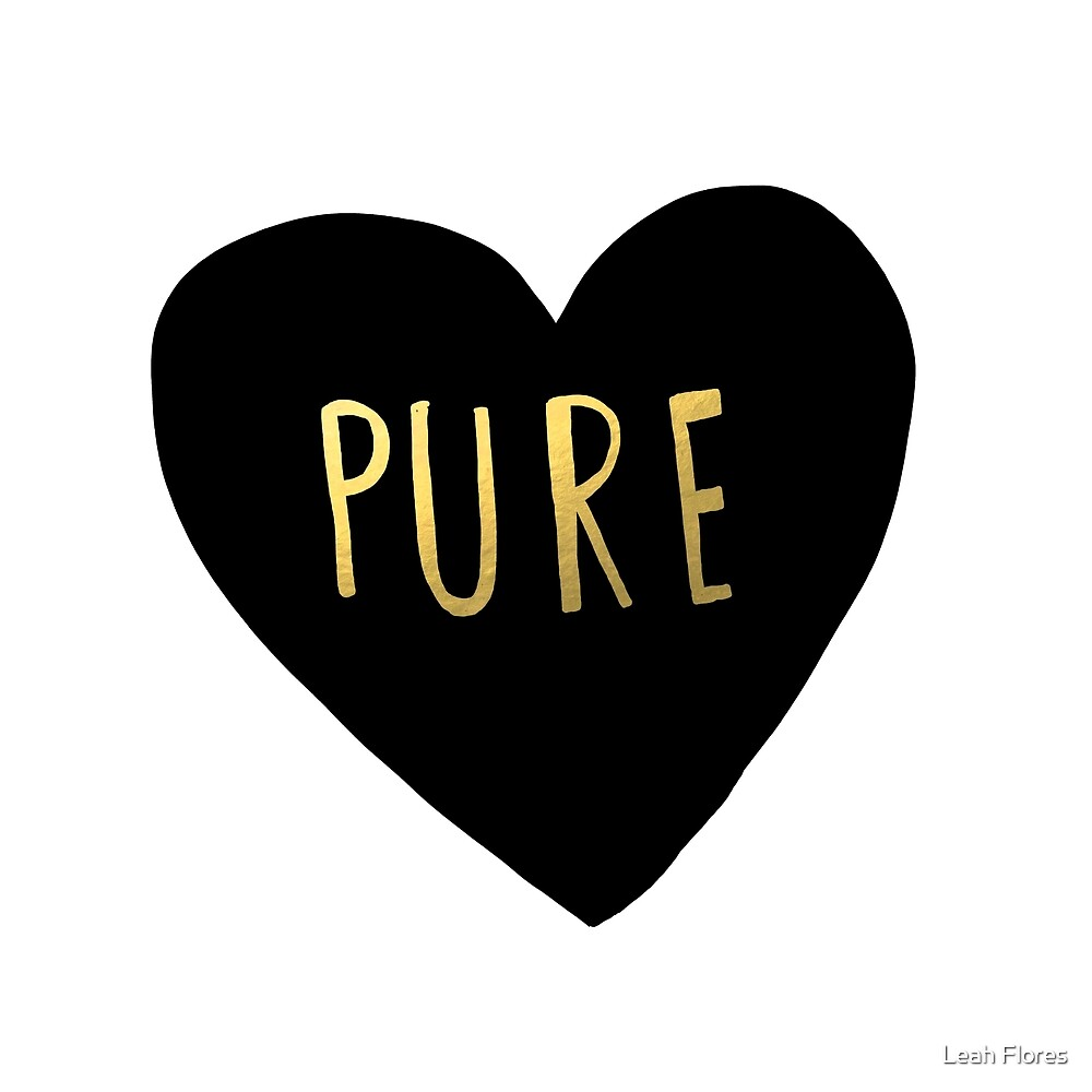 Pure Heart by Leah Flores