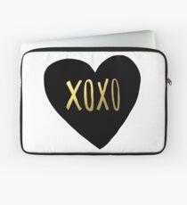 XOXO Laptop Sleeve